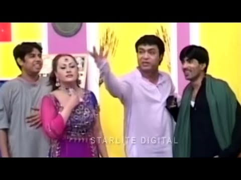 Best Of Nasir Chinyoti and Sajan Abbas Pakistani Stage Drama