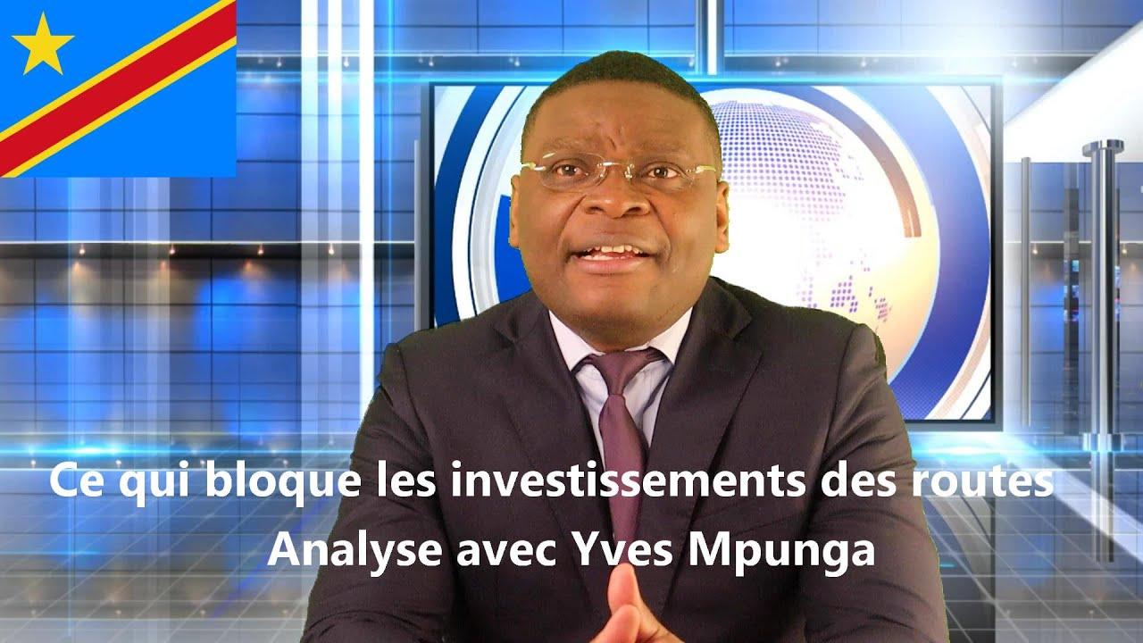 Download Yves Mpunga explique en Lingala ndenge corruption ebomi ba investissements ya ba nzela na RDC