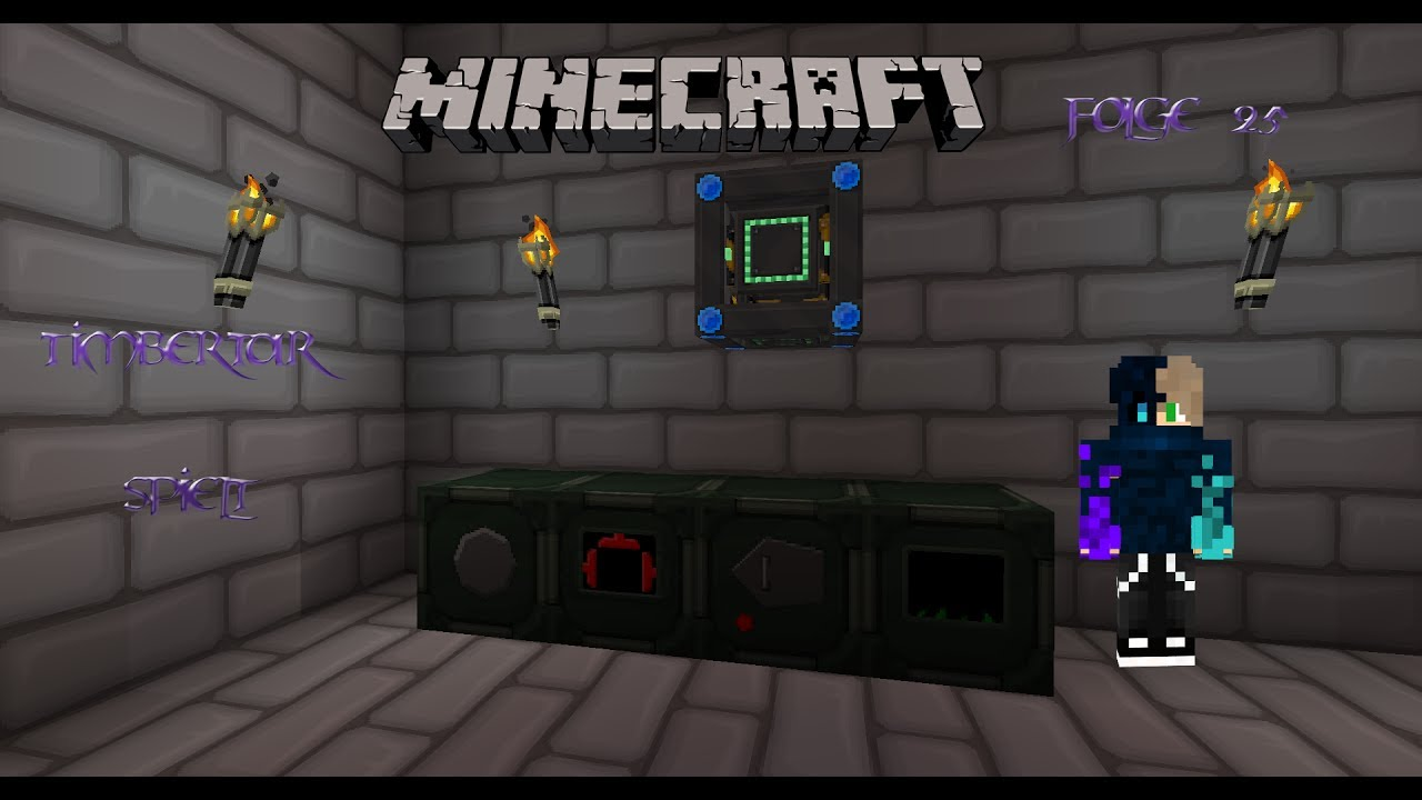 """Download Let´s Play Minecraft """"The 1.7.10"""" Folge 25 Erzverdreifachung"""