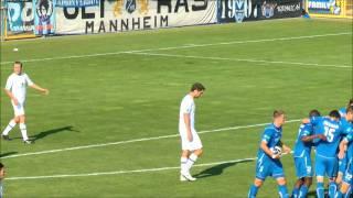 TSG 1899 Hoffenheim II vs. SV Waldhof Mannheim 07  14. Spieltag  Spielzusammenfassung
