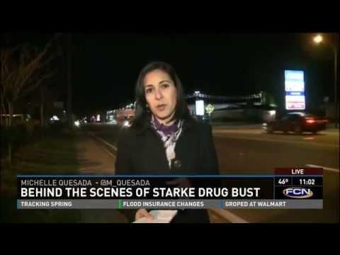 Exclusive: Bradford County Drug Bust