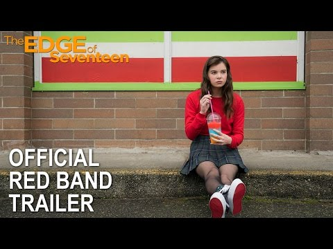 The Edge of Seventeen | Official Red Band Trailer | Own it Now on Digital HD, Blu-ray™ & DVD