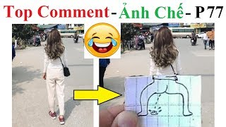 FUNNIEST PHOTOSHOP TROLLS - Top Comment (P 77) Funny Photos, Photoshop Fails, Memes