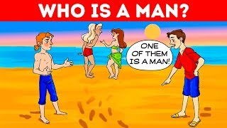20 COOL RIDDLES WITH ANSWERS TO CHALLENGE YOUR FRIENDS
