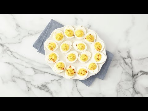 Classic Deviled Eggs- Martha Stewart