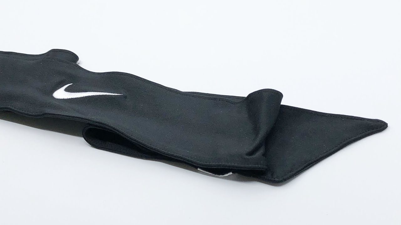 Nike Dri-Fit Head Tie Black【4K】