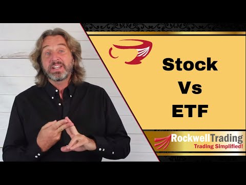 Stock Vs ETF – Which one is better?
