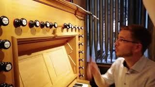 So funktioniert die Mauritzorgel. Folge 14: Flöten