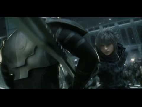 Final Fantasy VERSUS XIII 13 Jump Festa 2008 COMPLETE Trailer High Quality DK3713