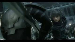 Final Fantasy VERSUS XIII 13 Jump Festa 2008 COMPLETE Trailer High Quality DK3713