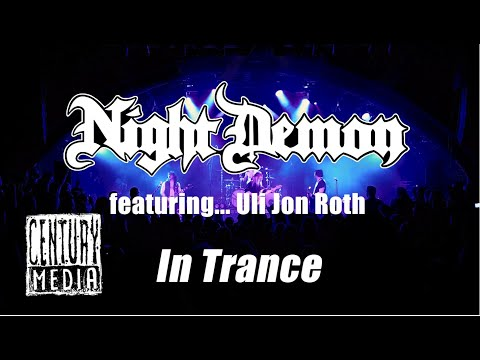 Смотреть клип Night Demon Ft. Uli Jon Roth - In Trance