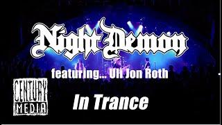 Download NIGHT DEMON - In Trance (live) feat. Uli Jon Roth