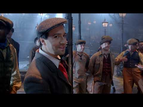Mary Poppins Returns: Behind the Scenes Movie Broll