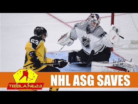 NHL All Star Game Saves