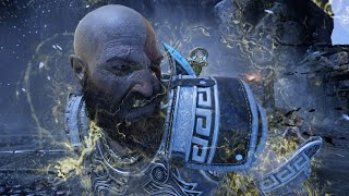 SIGRUN DESTROYED IN 38 SECONDS!?? When Kratos Goes Full Power! God of War Zeus Build