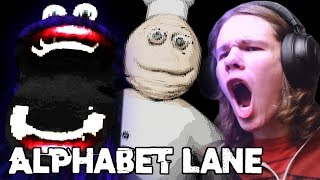 HE IS BACK FOR MORE COOKIES! | Alphabet Lane | Cookie Monster Horror Game