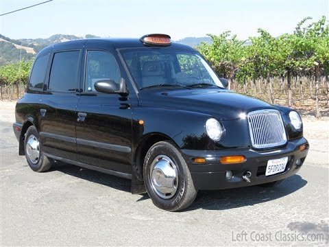 2003 London Taxi LTI TXII Executive Sedan for Sale