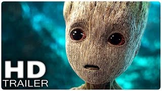 GUARDIANS OF THE GALAXY 2 Trailer German Deutsch | Marvel Filme 2017