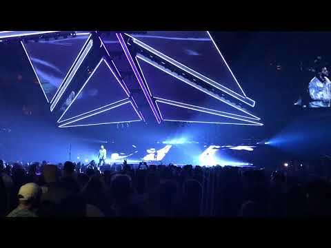 The Weeknd - The Morning/Wicked Games (Live in Indianapolis)
