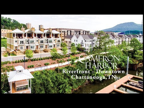 Cameron Harbor Luxury Townhomes -  Downtown Riverfront Chattanooga TN