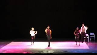 Culture Shock DC Freestyle @ ECDC 2012 [OFFICIAL]