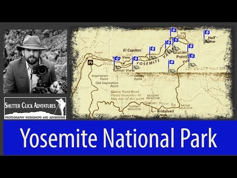 A Photo Walk Through Yosemite National Park: FB Live - 02