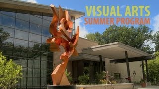 Arts Camp: Visual Arts Summer Program