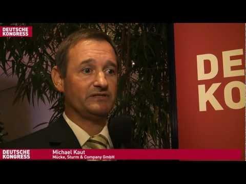 Kreditrisiko- & Forderungsmanagement Tage: Interview mit Michael Kaut, Mücke, Sturm & Company GmbH