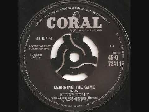 Buddy Holly - Learning The Game [HD] - YouTube