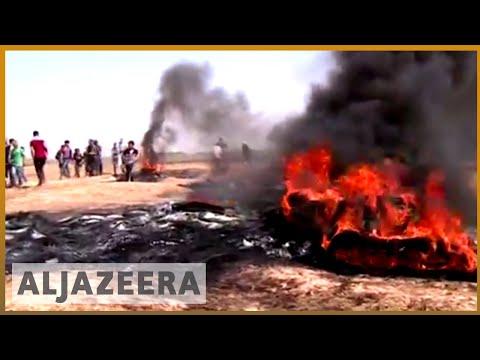 🇵🇸 Israeli army kills seven Palestinians, wounds 1,000 at Gaza rally | Al Jazeera English