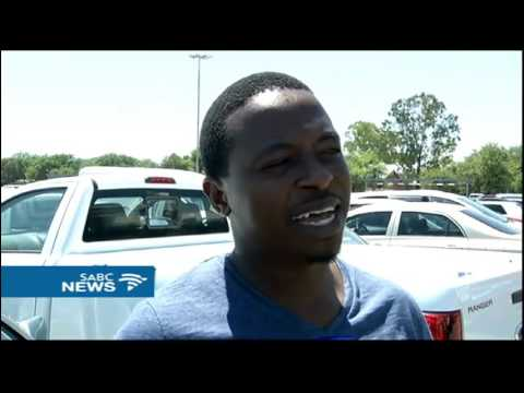 Mahikeng is buzzing with citizens from Botswana for last-minute shopping