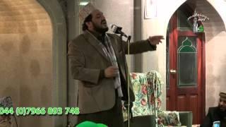 Zulfiqar Ali Hussaini at Mehfi Naat 2015