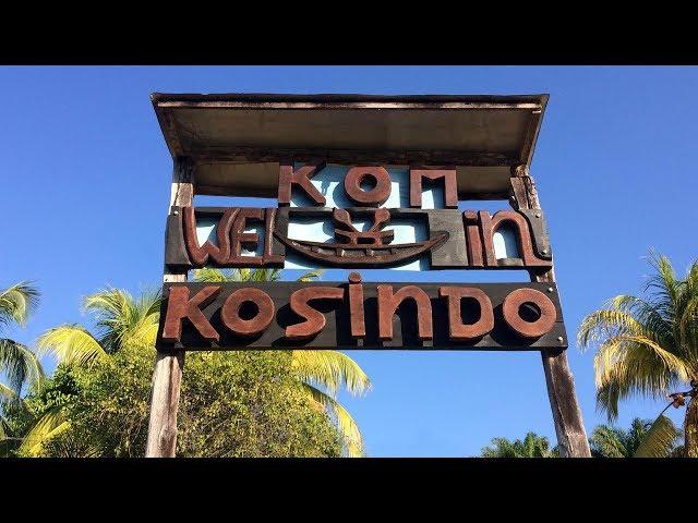 Kosindo Lodge   deel 1