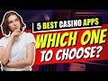 5 Best Casino Apps: Hot Bonuses & Best Games 🔥