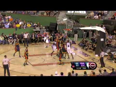Golden State Warriors - Phoenix Suns (2009/10 preseason, Oct. 10)