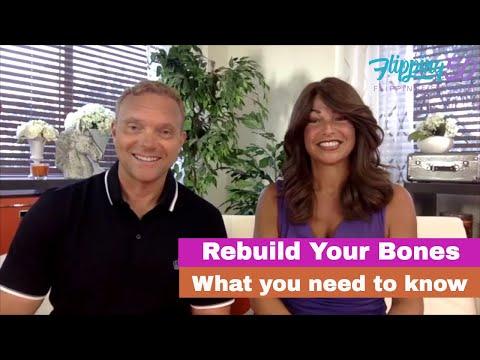 Bone Density Building Protocol To Prevent Osteoporosis | Stop Bone Loss