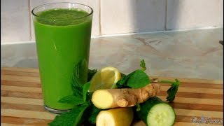 Fat Cutter Green Smoothies  -1 Healthy Juice