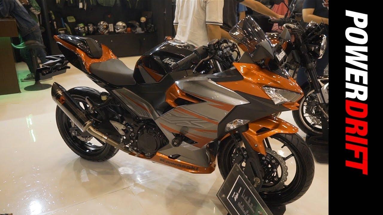 2018 Kawasaki Ninja 250 The One India Deserves Powerdrift Youtube