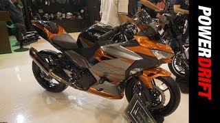 2018 Kawasaki Ninja 250 : The one India deserves : PowerDrift