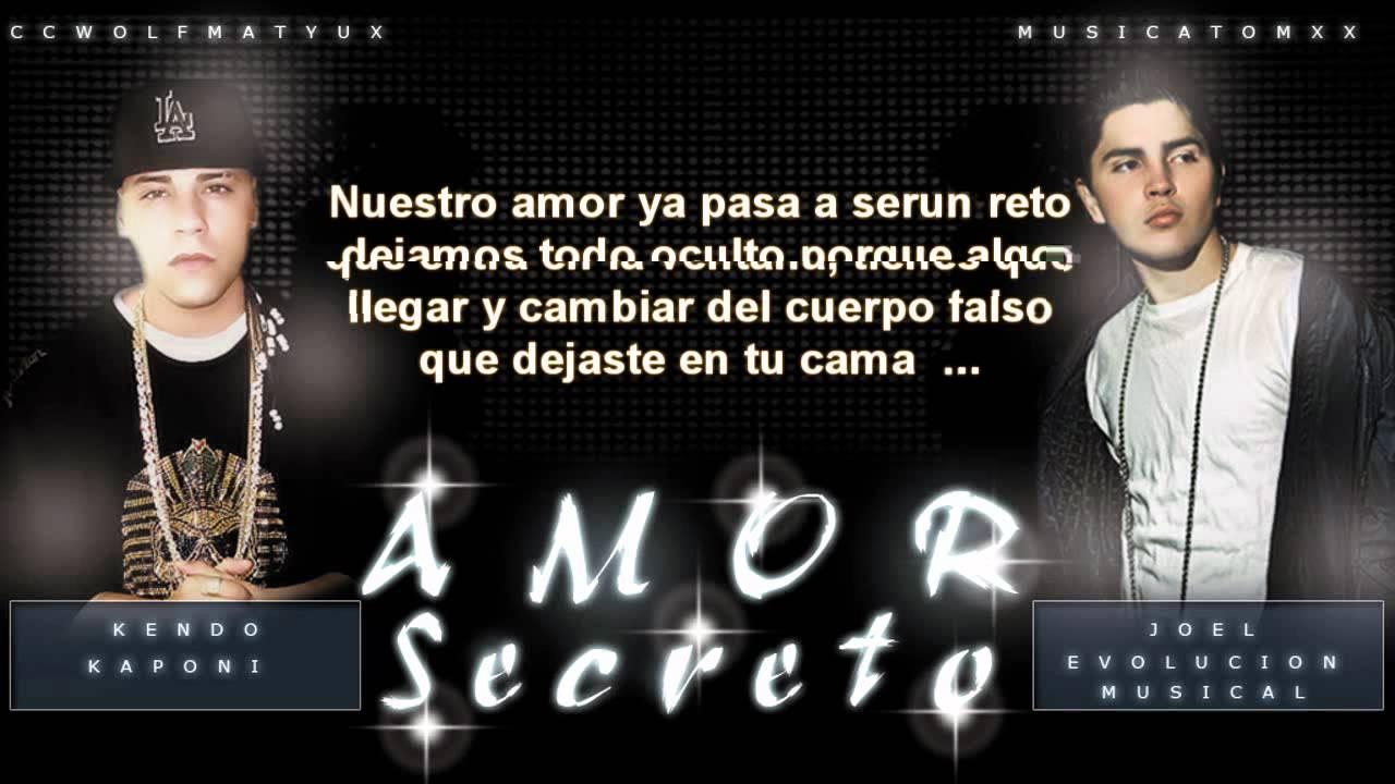 kendo kaponi ft el joey amor secreto