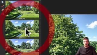 Affinity Photo 1.5: HDR Simulation