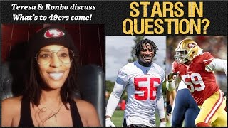 49ers 2017 Roster Predictions: Will Reuben Foster & Aaron Lynch Play Opening Day? thumbnail