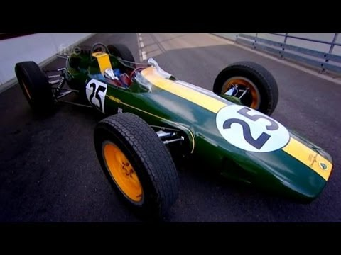 Brits Who Made The Modern World: The Lotus 25