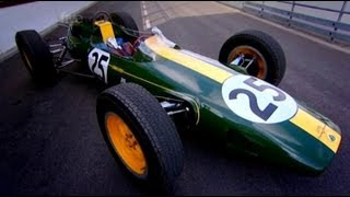Brits Who Made The Modern World: The Lotus 25 thumbnail