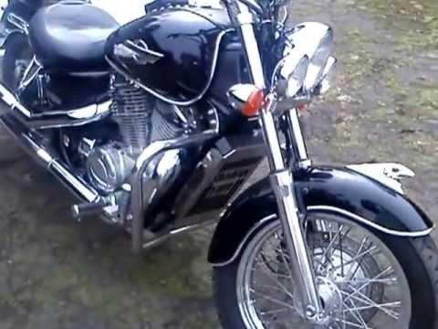 Honda Shadow VT 1100 C2 1999