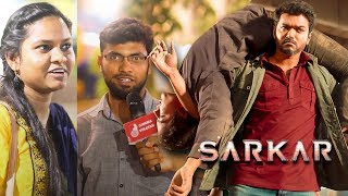 SARKAR Teaser : Guess Ajith Fans Verdict | Vijay | Review