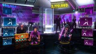 Dance Central 3 - Bass Down Low (Hard) - Dev ft. The Cataracs - Co-op