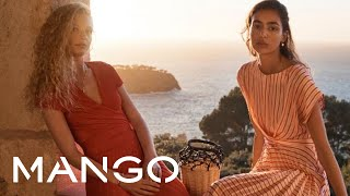 Mango SS19 | A house with a view