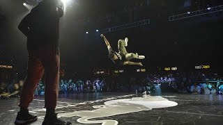 Maynard VS Gravity - Red Bull BC One North America Qualifier 2014