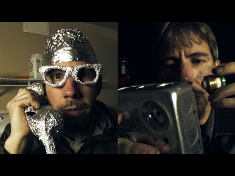 """""""Mission Compromised!"""" [ A Repairman & Tin Foil Hat Society Special ] [ ASMR ]"""